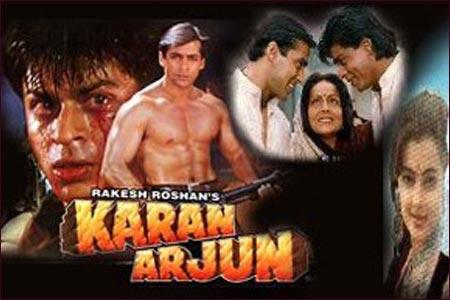 Ek munda video song | karan arjun | salman khan & mamta kulkarni.