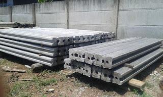 upah pasang pagar panel beton