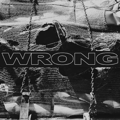 wrong - cover album - 2016