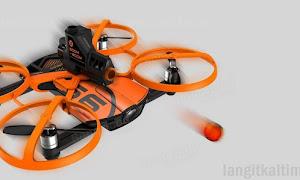 6 Drone Selfie Lipat Bisa Dibawa Kemana-Mana