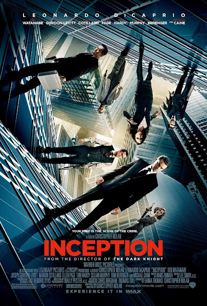 Poster of Inception (2010) Dual Audio [Hindi-DD5.1] 1080p BluRay ESubs Download