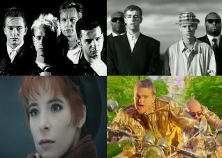 Szintipop zenék 1989-1994