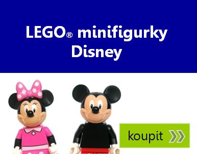 LEGO minifigurky Disney