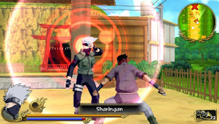 Game Naruto Shippuden Legends Akatsuki ISO PSP