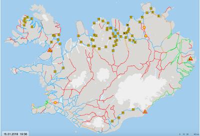 Voyagez en Islande en toute sécurité