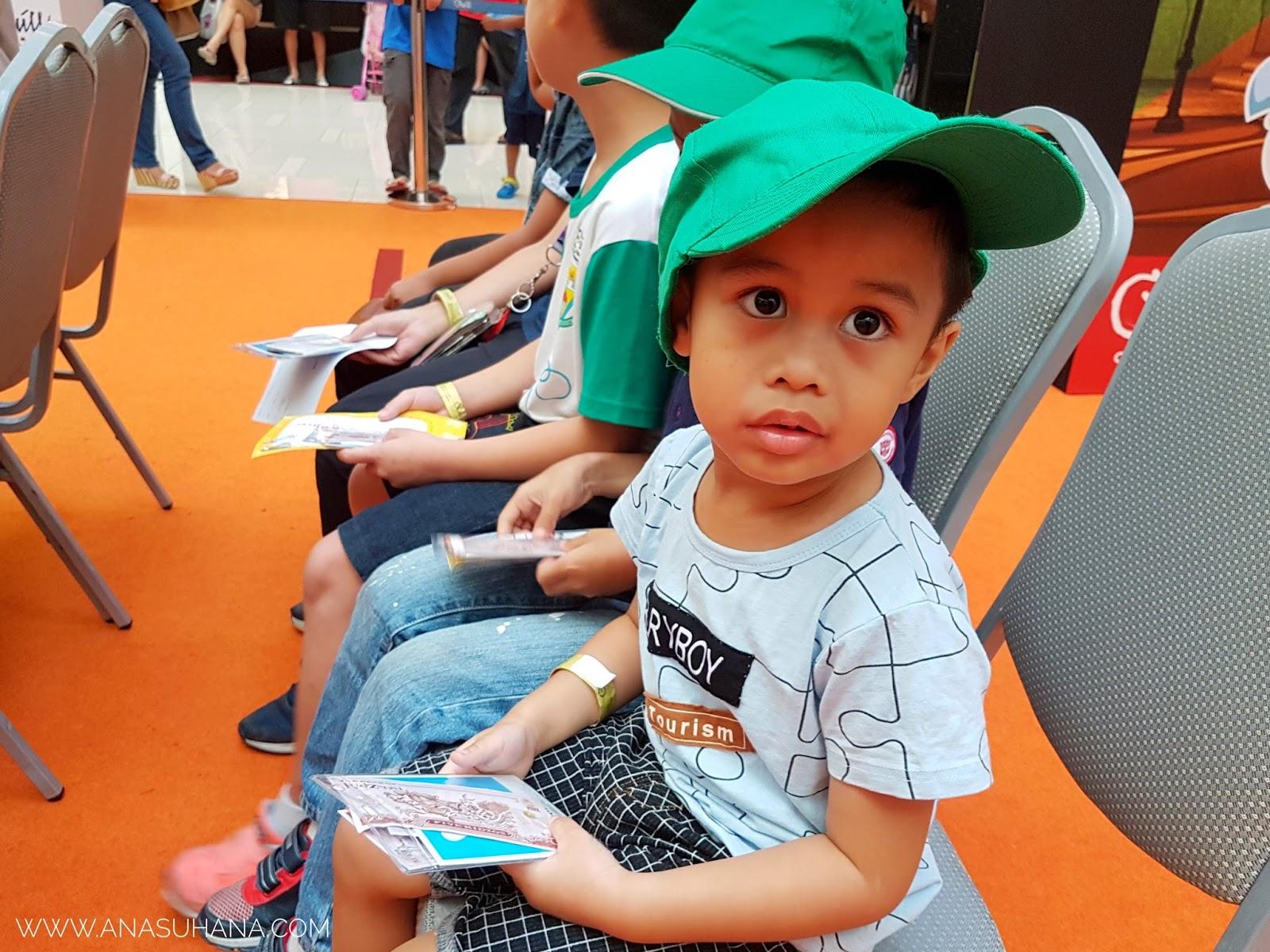 Kidzania Go Quill City Mall Kuala Lumpur