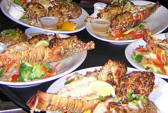 Key Largo Seafood Restaurants