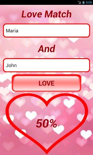 download love calculator for android