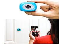 Podo, Kamera Wireless yang Dapat Menempel Dimana Saja