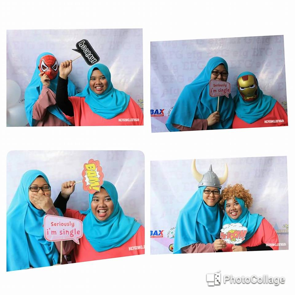 kotak lensa, instant photo booth, #1stEFGathering
