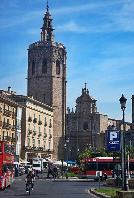 Katedra Santa Maria w Walencji
