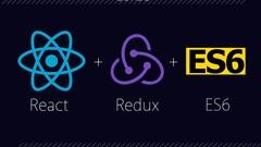 React JS + Redux + ES6. Completo ¡De 0 a experto! (español)