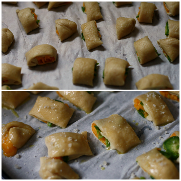 Jalapeño-Cheddar Pretzel Bites