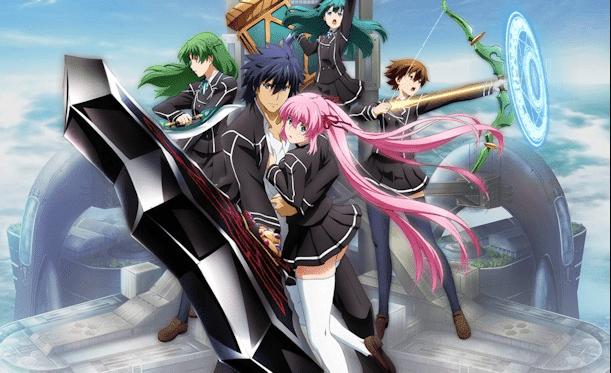 10 Rekomendasi Anime Bertema Raja Iblis - Hagure Yuusha no Aesthetica