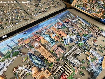 Ravensburger 1000 piece jigsaw puzzle