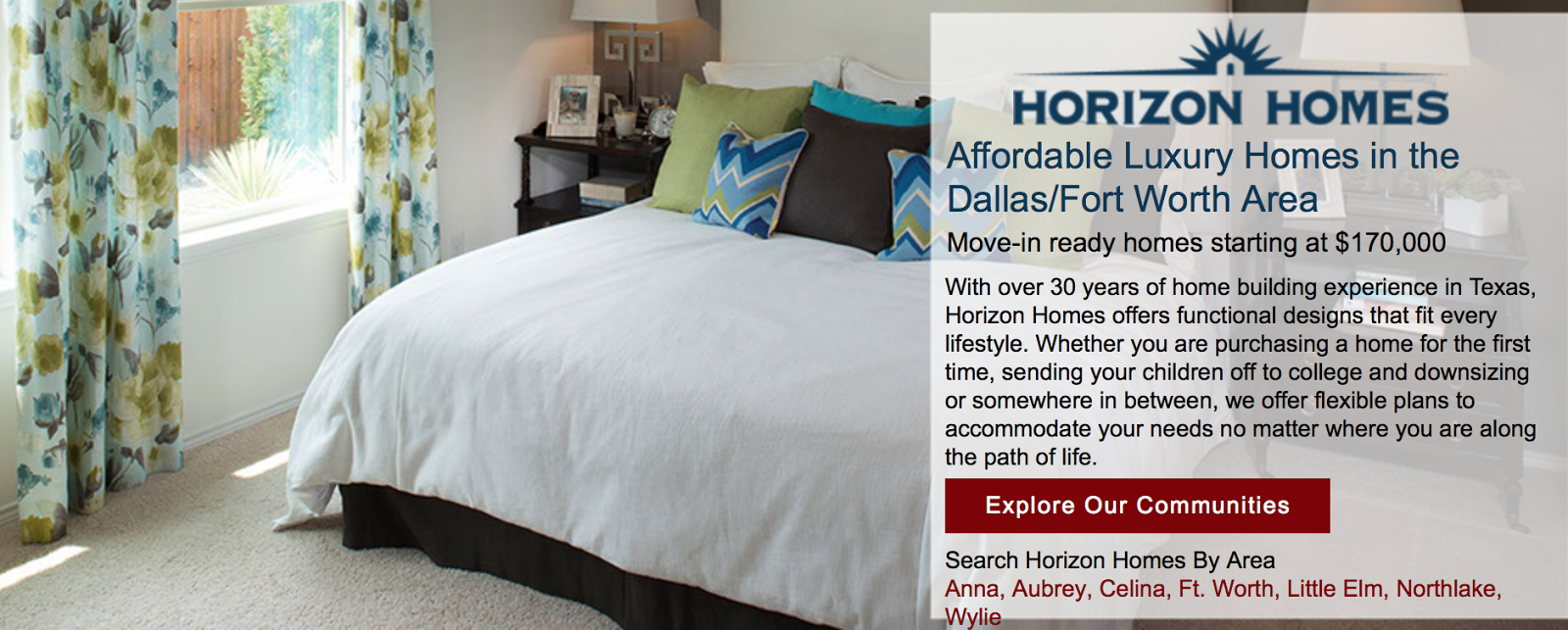 New Build Homes For Sale Dfw