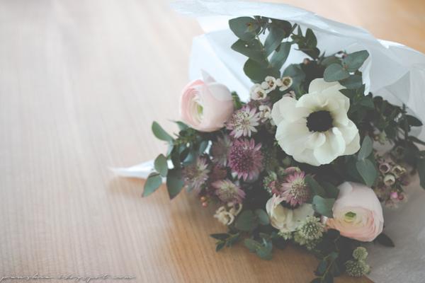 Ihanan kukkanen kukkakimppu häiden kukat