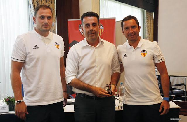 Το Valencia C.F. Elite Tournament «Διαμαντής Ανδρώνης» για δεύτερη χρονιά στο Ναύπλιο