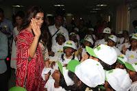 Shriya Saran and Meenakshi Dixit Pos at Quaker Feed A Child Campaign  0013.jpg