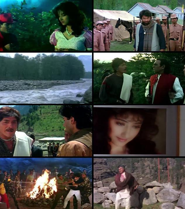 Saudagar 1991 Hindi 480p DVDRip