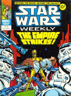 Star Wars Weekly #36