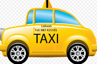 Tips, get a Taxi in Labuan