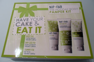 Nip + Fab Pamper Kit