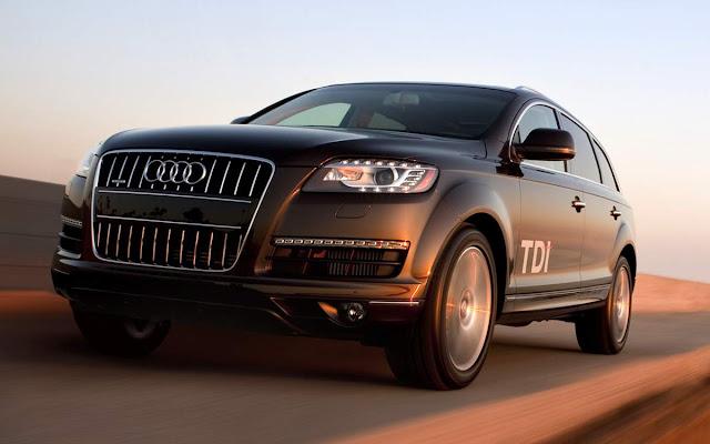 Audi Q7 2012-2017 - recall
