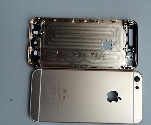 Vỏ iphone 6  dùng để thay vào iphone 5