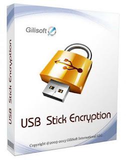 GiliSoft USB Stick Encryption Portable
