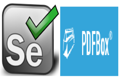 Reading Data from PDF File using PDFBox in Selenium Web