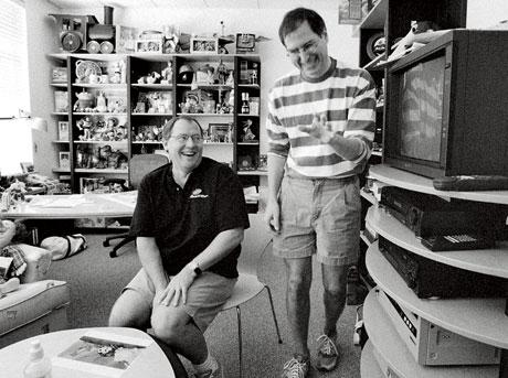 Pixar Pays Tribute To Steve Jobs In Brave Pixar Post
