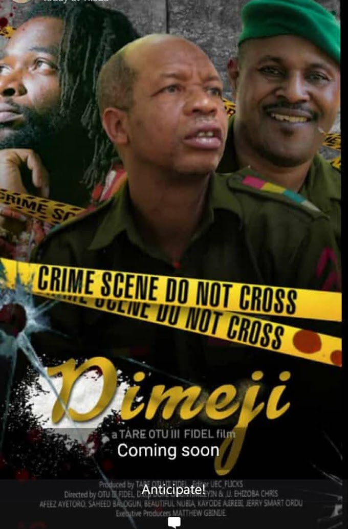 Movie: Mogson Productions Presents The First Of It Kind TV Series In Africa, Dimeji (See Teaser)