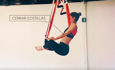 aeroyoga, aeropilates, aerial yoga, aerial pilates, vaihayasa, padmasana, asanas, acrobatic yoga, yoga, pilates, video, tutorial, air yoga
