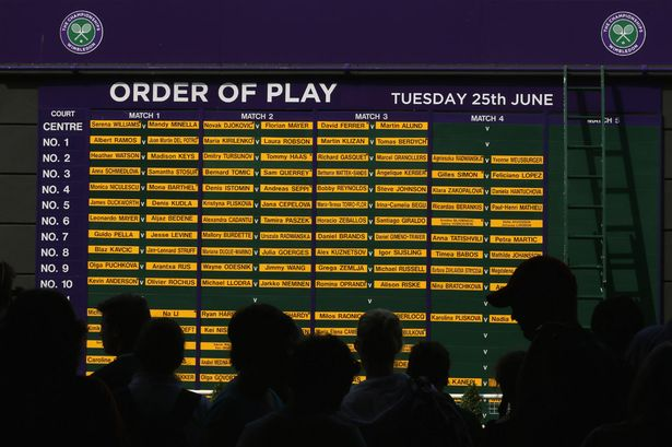 The Experience of Wimbledon Live Streaming