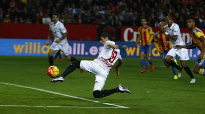 Gol Escudero Valencia