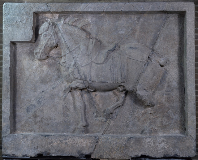 Chinese museum demands return of horse sculptures from Pennsylvania