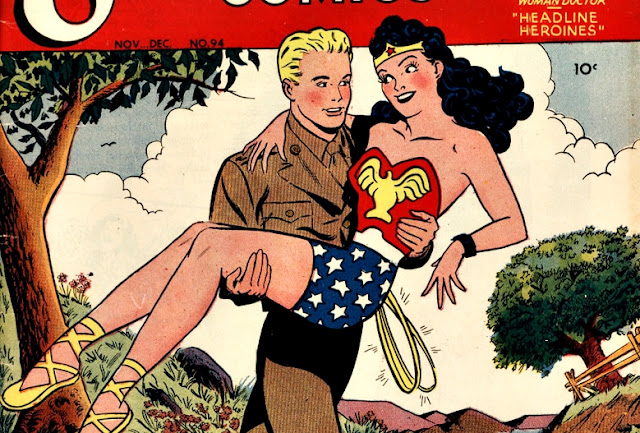 Wonder Woman años 50