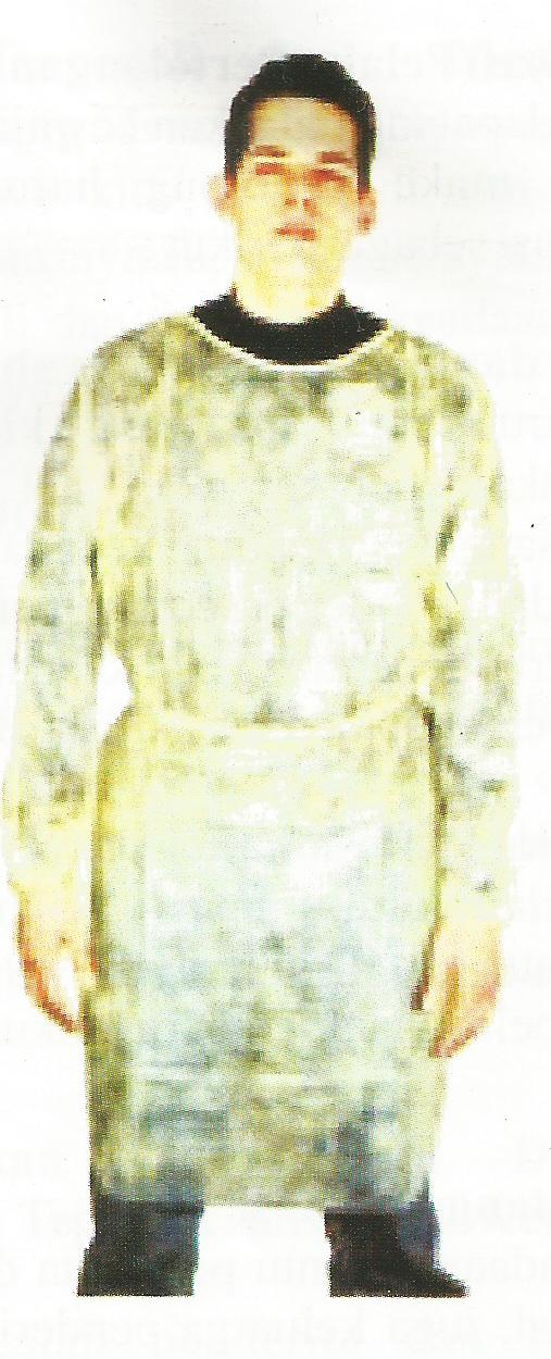 Baju Pelindung P3K
