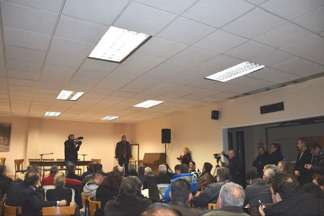 Π. Νίκας στο Κιάτο: « Κοινή προσπάθεια για την πρόοδο της Πελοποννήσου»