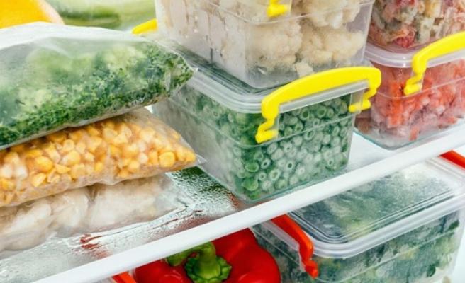 Dondurulmuş Gıdaların Avantajları ve Dezavantajları