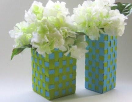pot-bunga-dari-kardus-kain-pita