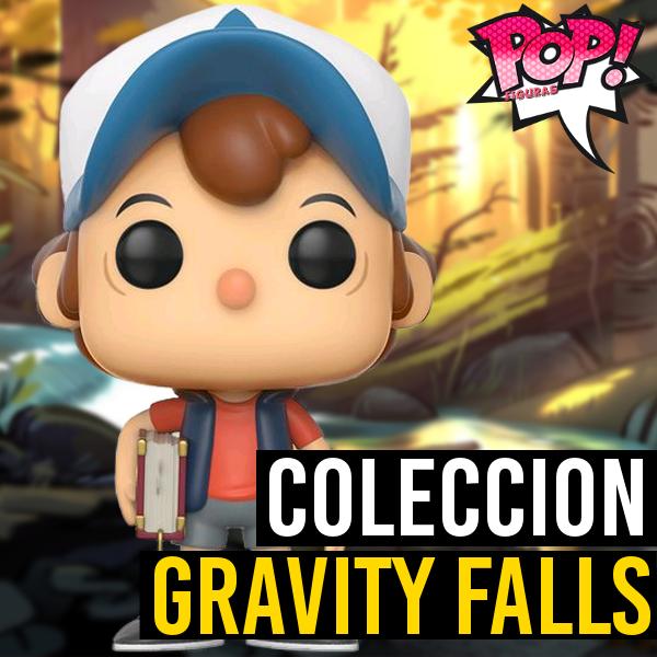 Figuras Funko Pop Lista Y: Funko POP Gravity Falls - ⛄ Figuras Funko POP