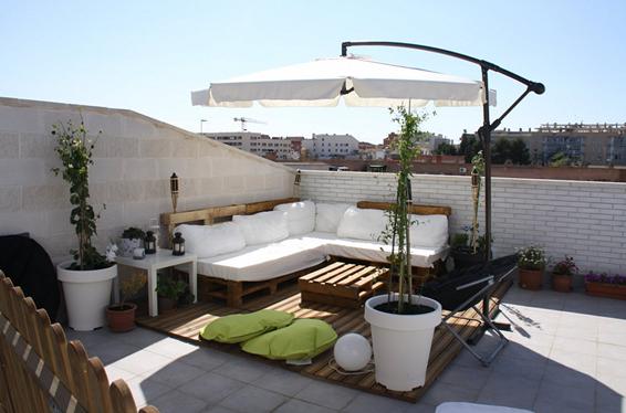 Yolanda decoraci n ideas para decorar e iluminar con led - Ideas para cerrar una terraza ...