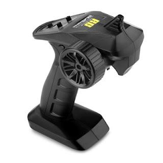 HBX 12889 Truck Remote Controller