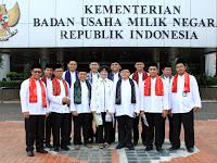 Kementerian BUMN - Penerimaan CPNS S1 Kementerian BUMN (25 Formasi)  Tahun 2017