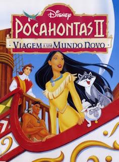 Pocahontas 2 – Viagem a um Mundo Novo