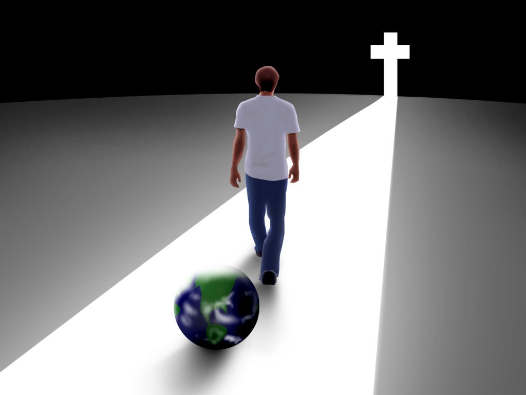To take up Jesus' yoke is to follow Him without reservation.