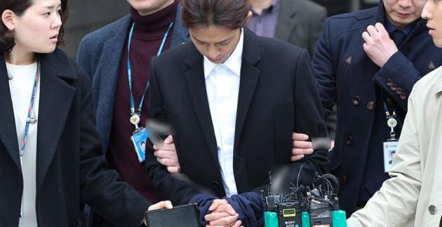 El caso de Jung Joon Young ha sido remitido a la fiscalía