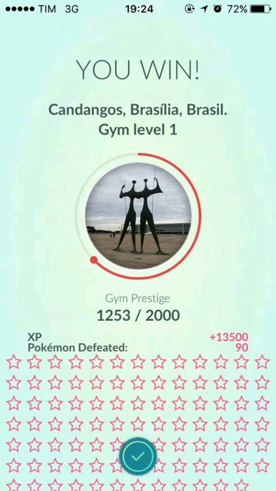 ¡Aparece truco de Pokémon GO para subir 13.500 XP de un sólo combate de gym!